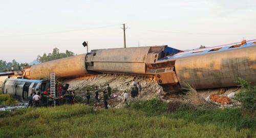Hàng chục lãnh đạo, nhân viên đường sắt bị kỷ luật sau 4 vụ tai nạn