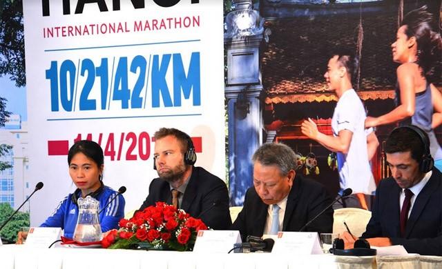 Hà Nội sẽ tổ chức giải marathon quốc tế tầm cỡ như Boston, London
