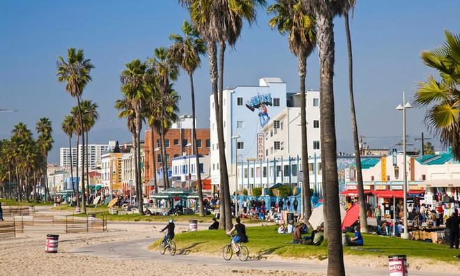 Mỹ sẽ trưng cầu ý dân vụ tách California thành 3 bang