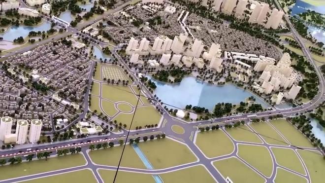 Điều chỉnh quy hoạch khu công viên phần mềm trên tuyến Nhật Tân - Nội Bài