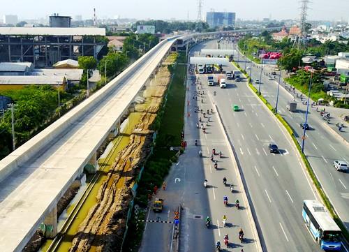 TP HCM muốn tự quyết đầu tư các tuyến metro