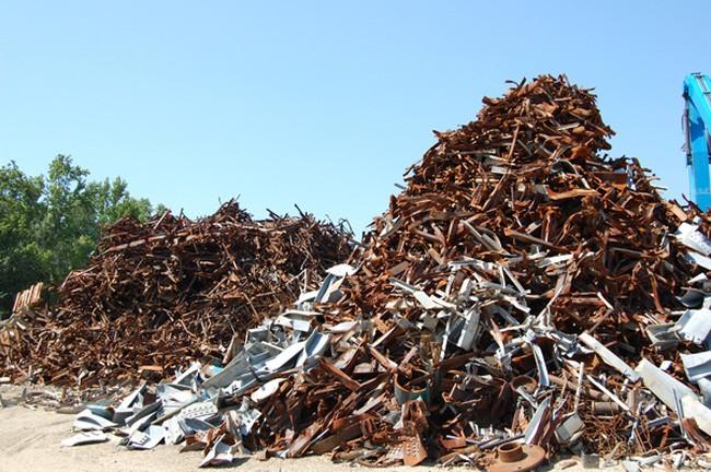 Hơn 2 triệu tấn phế liệu đã được nhập khẩu về Việt Nam