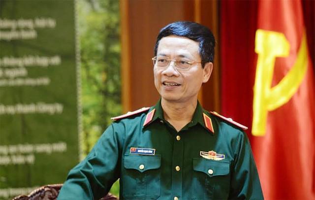 Thiếu tướng Nguyễn Mạnh Hùng được bổ nhiệm chức Chủ tịch Tập đoàn Viettel