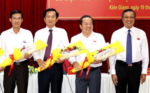 Bổ nhiệm Phó chủ tịch Kiên Giang làm Bí thư huyện Phú Quốc