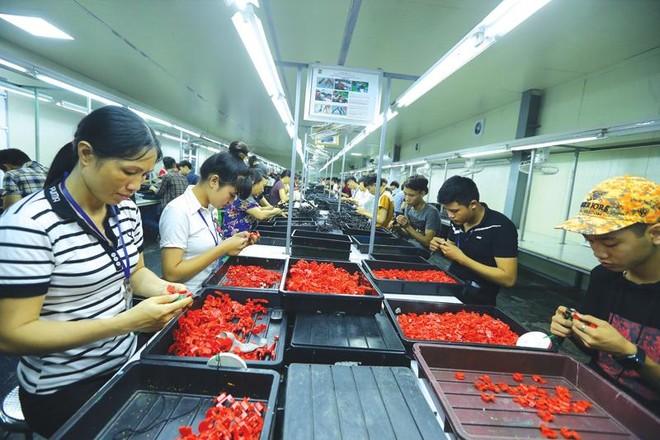 30 năm thu hút FDI, góc nhìn từ lao động
