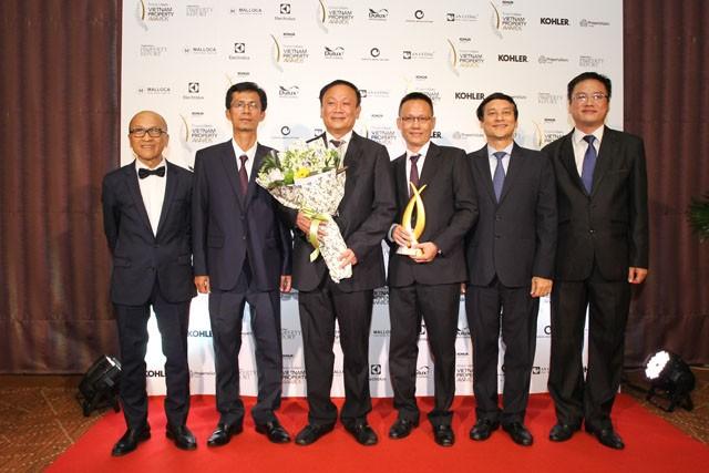 Kiến Á thắng lớn ở 7 hạng mục giải thưởng Vietnam Property Awards 2018
