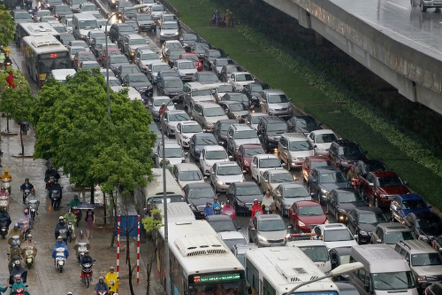 Cục CSGT: Chưa thể xử phạt chủ ôtô vi phạm qua tài khoản ngân hàng