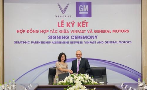 VinFast mua lại hoạt động của GM Việt Nam