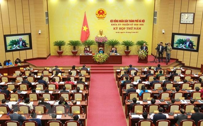 Hà Nội sẽ dành một ngày để trả lời chất vấn tại kỳ họp HĐND