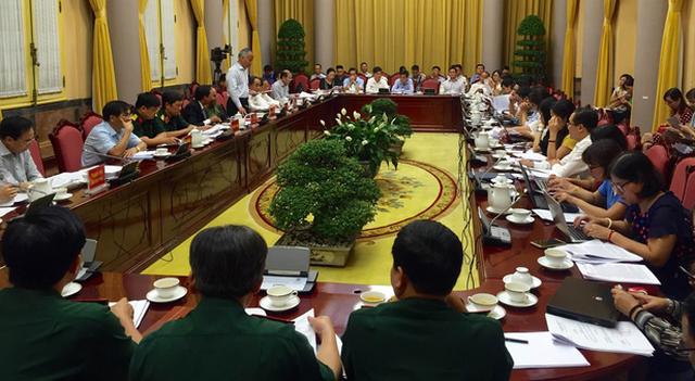 Công bố Lệnh của Chủ tịch nước về 7 Luật mới được thông qua
