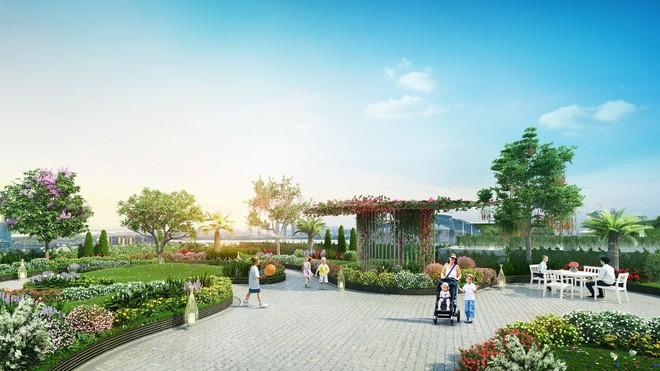 Chính thức ra mắt dự án Imperia Sky Garden tại quận Hai Bà Trưng