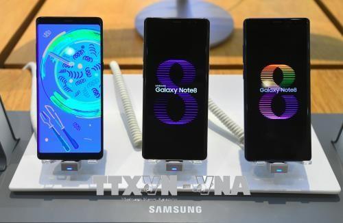 Samsung giảm giá Note 8 trước khi trình làng mẫu mới