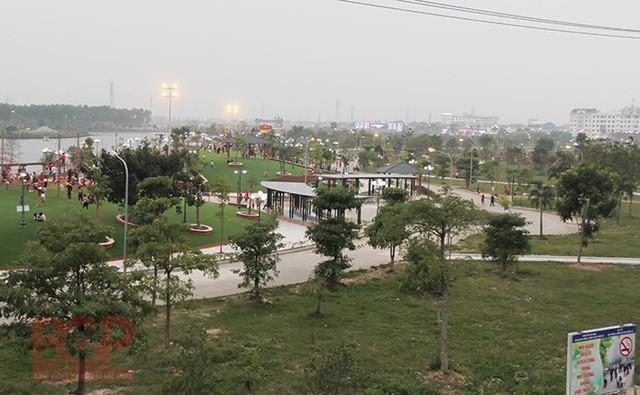 Làm rõ phản ánh việc sử dụng đất quy hoạch công viên để làm sân tập golf tại Bắc Giang