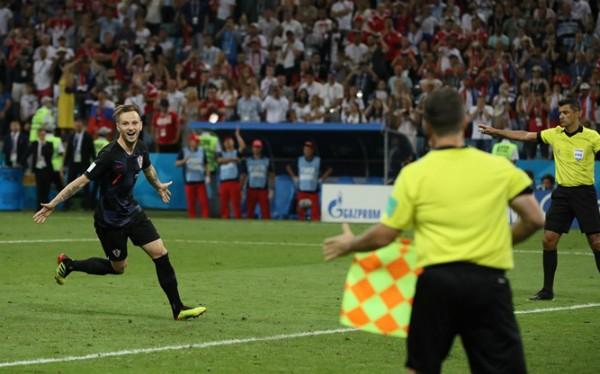 Croatia đánh bại Nga trên chấm luân lưu, gặp Anh ở bán kết