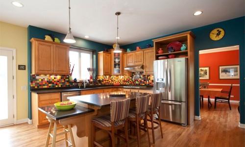 4 lỗi chọn màu sắc khiến bạn muốn sửa nhà ngay