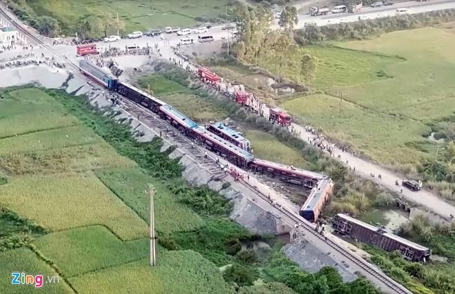 Cục trưởng Đường sắt nhận kỷ luật phê bình sau hàng loạt vụ tai nạn