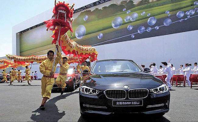 BMW sắp nắm giữ phần lớn cổ phần tại liên doanh Trung Quốc