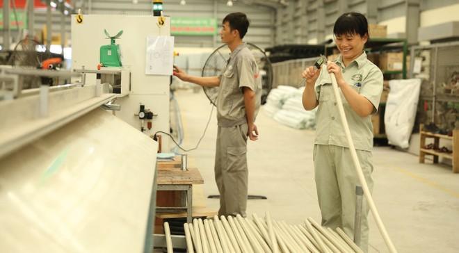 Cam kết cung ứng sản phẩm ưu việt với thương hiệu riêng Nhựa Tiền Phong