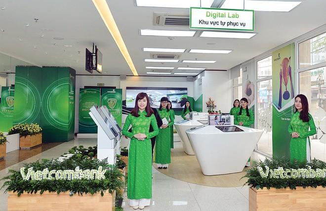 Vietcombank - 55 năm, một hành trình đáng tự hào