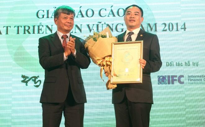 Bảo Việt tiếp tục ghi dấu ấn tại mùa Báo cáo thường niên 2014
