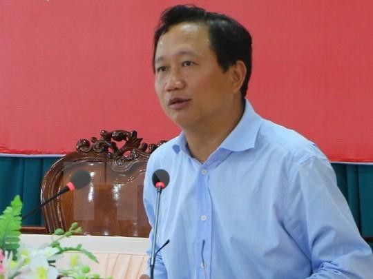 Thông tin mới nhất về vụ án Trịnh Xuân Thanh