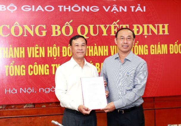 Tổng công ty Quản lý bay Việt Nam có Tổng giám đốc mới