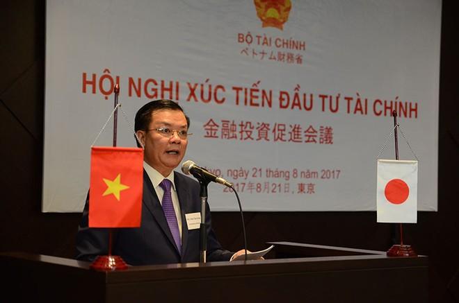 Thúc đẩy hợp tác tài chính Việt Nam - Nhật Bản