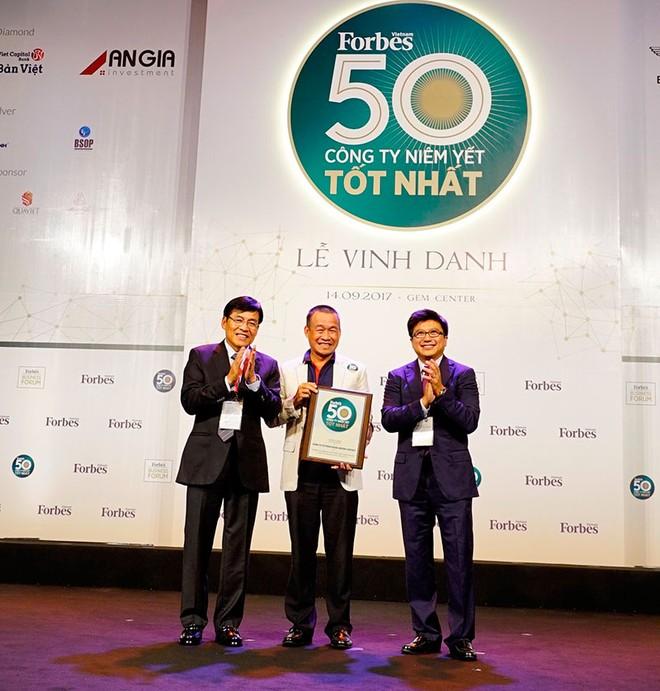 Vinamilk, Vietjet, Thế giới di động tiếp tục vào Top 50 công ty niêm yết tốt nhất