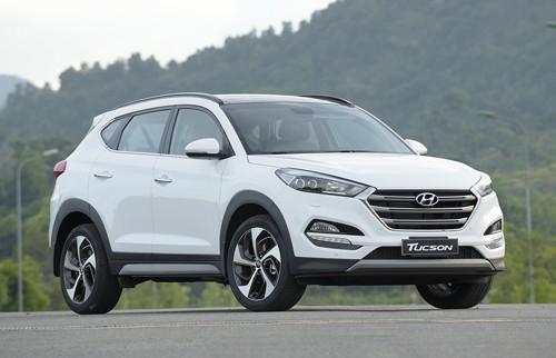 Hyundai Tucson giảm giá xuống 770 triệu - rẻ nhất phân khúc tại Việt Nam