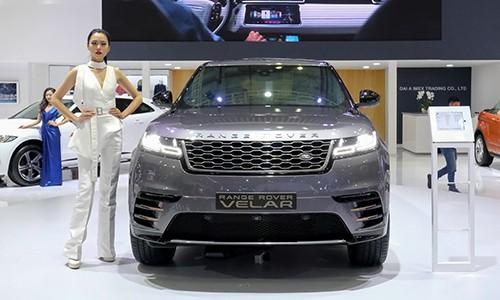 Range Rover Velar giá từ 4,9 tỷ cho đại gia Việt Nam