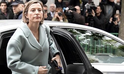 Cựu chủ tịch nghị viện Catalonia bị bắt vì nỗ lực tách khỏi Tây Ban Nha