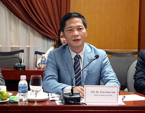 Bộ Công Thương hứa xử lý sớm dự án muối mỏ Kali tại Lào
