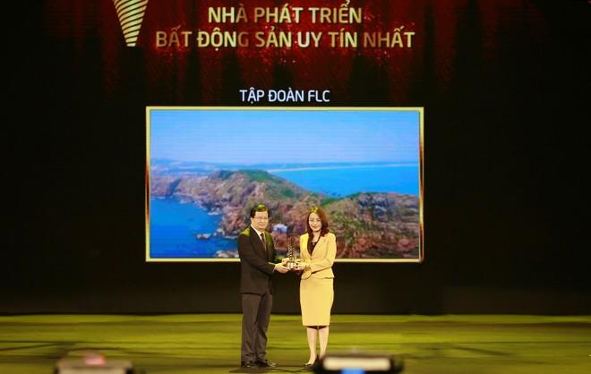 FLC đạt 3 giải danh giá của Giải thưởng Quốc gia Bất động sản Việt Nam 2018