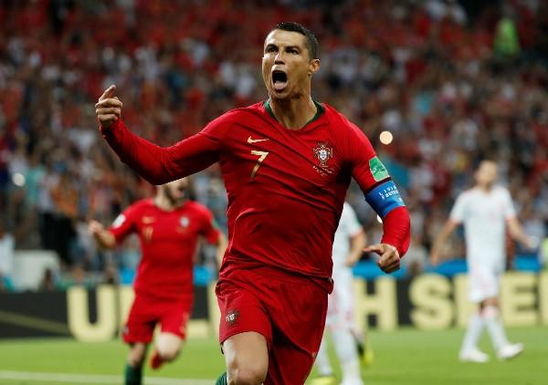 Bồ Đào Nha 3-3 Tây Ban Nha: Trận đấu của siêu sao