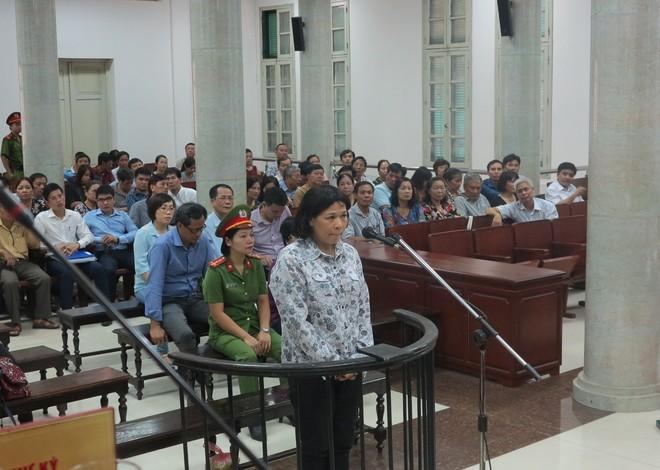 Vụ án lừa đảo tại Dự án B5 Cầu Diễn: Cấp dưới đồng loạt đổ hết tội cho Châu Thị Thu Nga