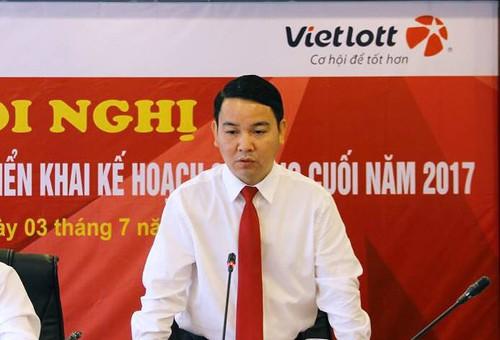 Tổng giám đốc Vietlott Tống Quốc Trường không nợ Công ty khi thôi việc