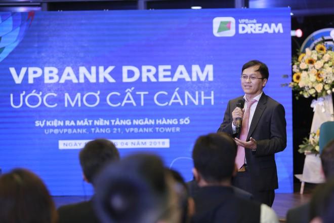 VPBank ra mắt nền tảng ngân hàng số VPBank Dream