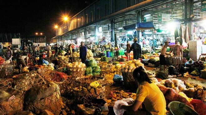 Chuyên gia hiến kế phát triển chợ đầu mối hiệu quả