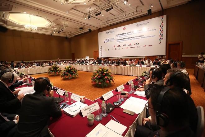 Diễn đàn doanh nghiệp giữa kỳ 2018: Đâu là mối liên kết giữa doanh nghiệp FDI và doanh nghiệp trong nước?