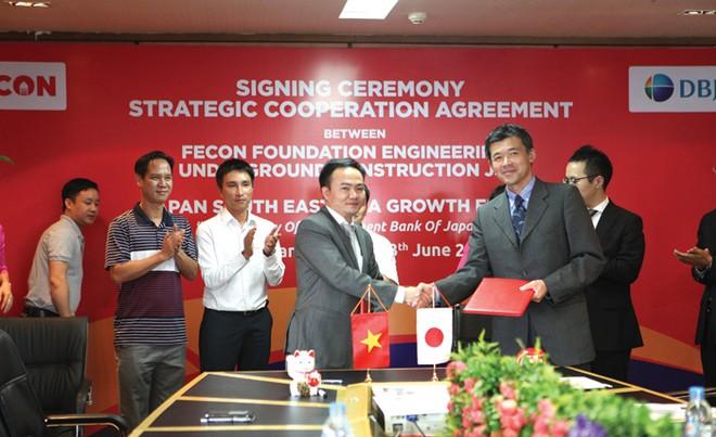 FECON chọn Nhật Bản để tăng lợi thế cạnh tranh