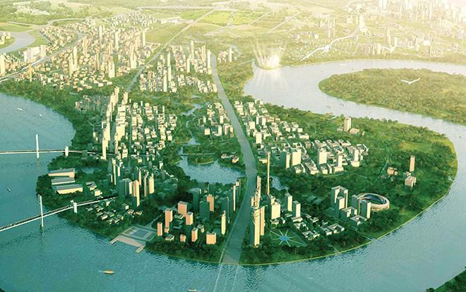 CII khởi công dự án tại Khu đô thị mới Thủ Thiêm