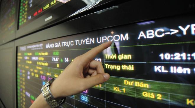 Điểm danh những cổ phiếu đáng chú ý lên sàn UPCoM trong tháng 4
