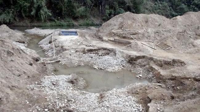 Vi phạm hình chính lĩnh vực tài nguyên nước, khoáng sản có thể bị phạt tới 2 tỷ đồng
