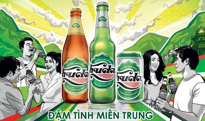 Carlsberg đánh thức thị trường miền Trung với nhãn hiệu bia Huda mới