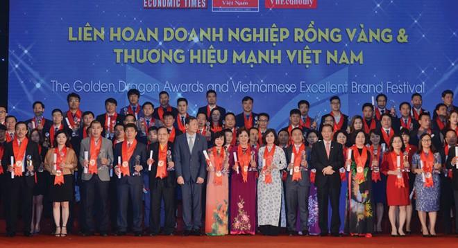 VietinBank - Top đầu Thương hiệu mạnh Việt Nam 13 năm liên tiếp