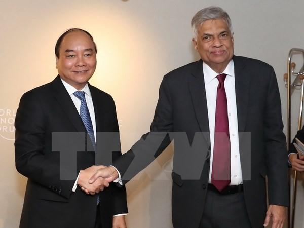 Thúc đẩy các lĩnh vực hợp tác giữa Việt Nam và Sri Lanka