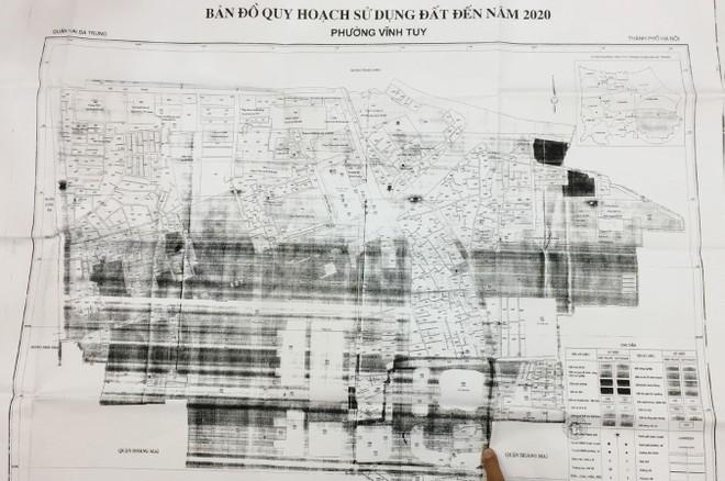 """Vụ """"khuất tất"""" trong thu hồi đất tại phường Vĩnh Tuy: Người dân tiếp tục khiếu nại"""