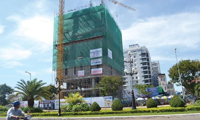 Đà Nẵng: Tìm lối thoát cho các dự án treo ven biển