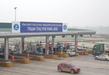 Cân nhắc đầu tư thu phí không dừng công nghệ RFID trên cao tốc Nội Bài – Lào Cai
