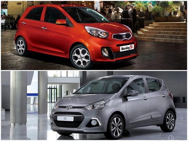 Ô tô Nhật cỡ nhỏ giá 350 - 400 triệu đánh bật Kia Morning, Hyundai i10